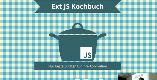 Screenshot Ext JS Kochbuch